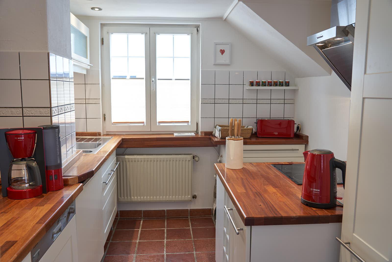 Ahrtal Ferienhaus Landskrone, Küche